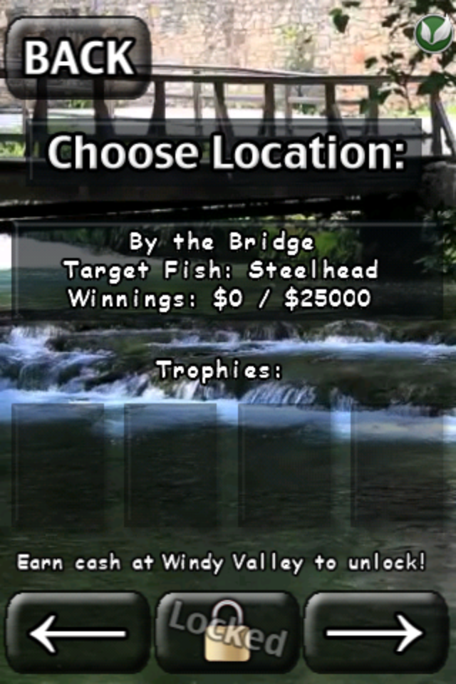 Screenshot i Fishing Fly Fishing Edition