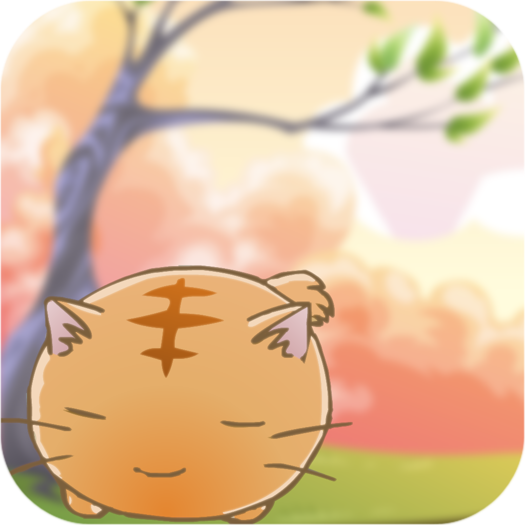 Hungry Sushi Cat by vitapoly inc. icon